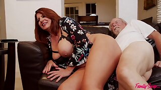 Andi James and Jessae Rosae - contrive making love party