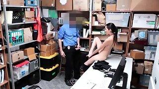 Hot patrolman and cops duddy' duddy's lady